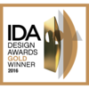 IDA Design Award Gold Winner 2016