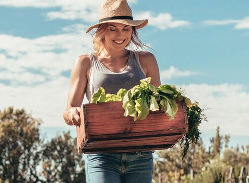Il sapore genuino di una nuova vita in campagna