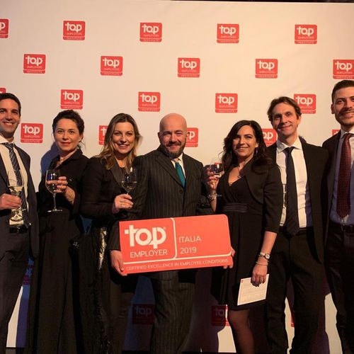 Elica stands out once again for its attention it pays to its employees  and also qualifies in 2018 as a Top Employer company