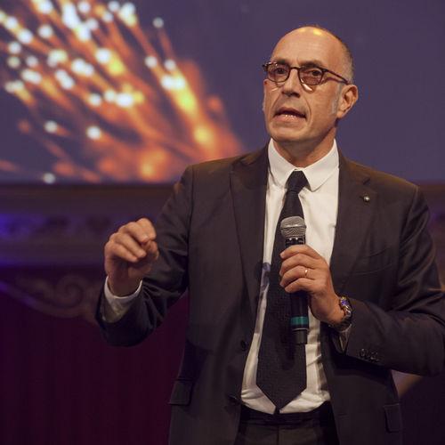 Francesco Casoli nominato presidente WCM Association