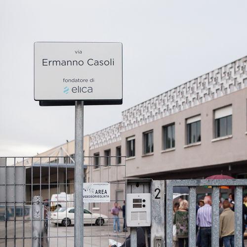 Via Ermanno Casoli