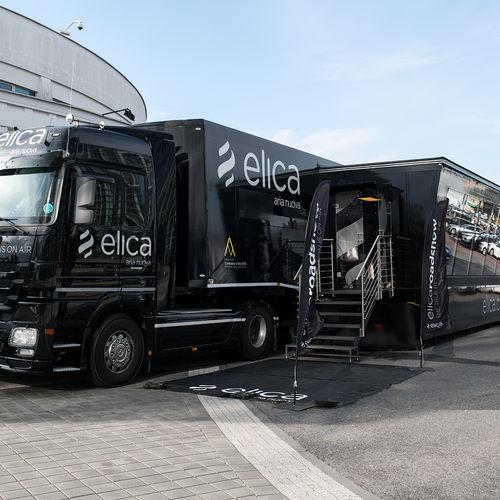 Pierwsza edycja Elica RoadShow zakończona sukcesem