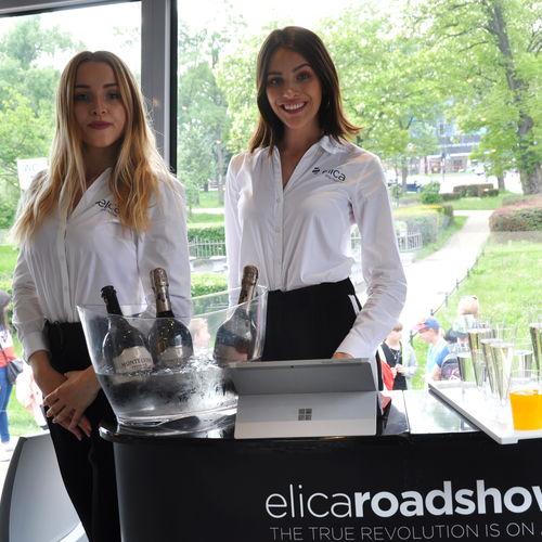Mobilna ekspozycja Elica RoadShow pod Wawelem!