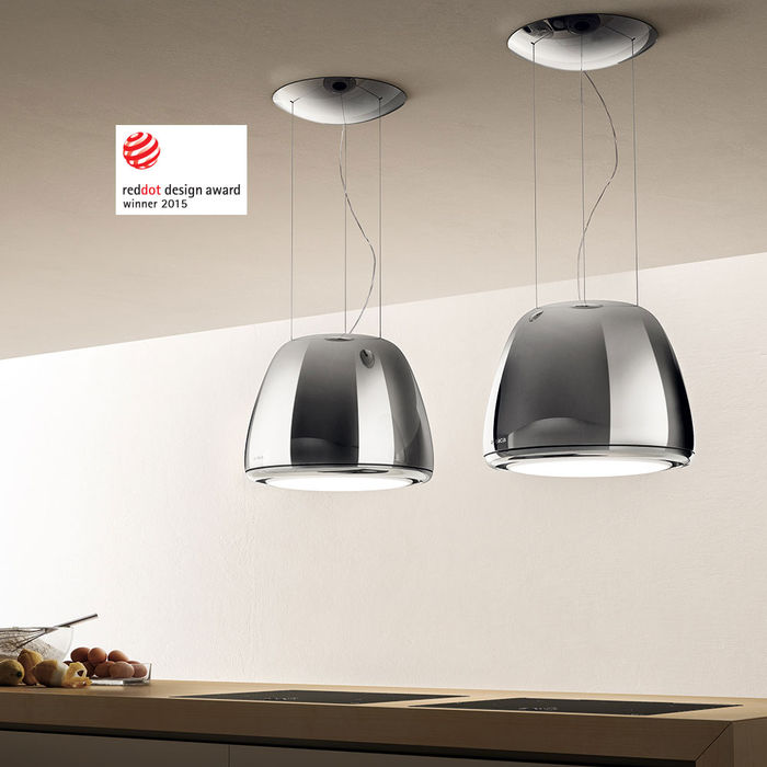 Elica wins the 2015 Red Dot Design Award for its Edith Hood