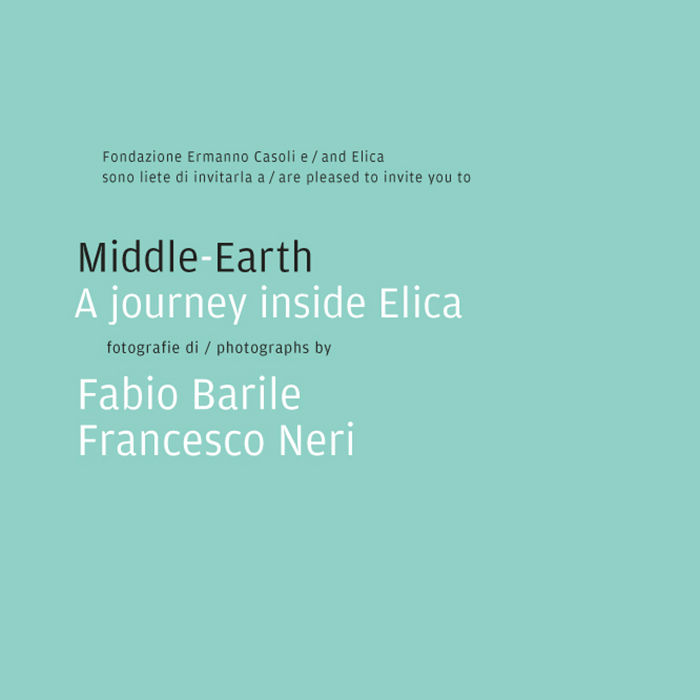 Middle-Earth. A journey inside Elica