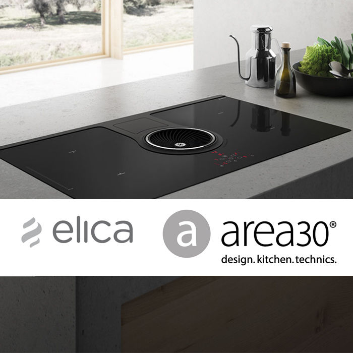 Elica takes part in Area30