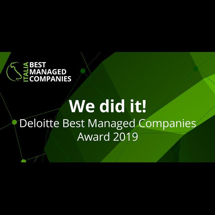 """Best Managed Companies"": Elica premiata da Deloitte"