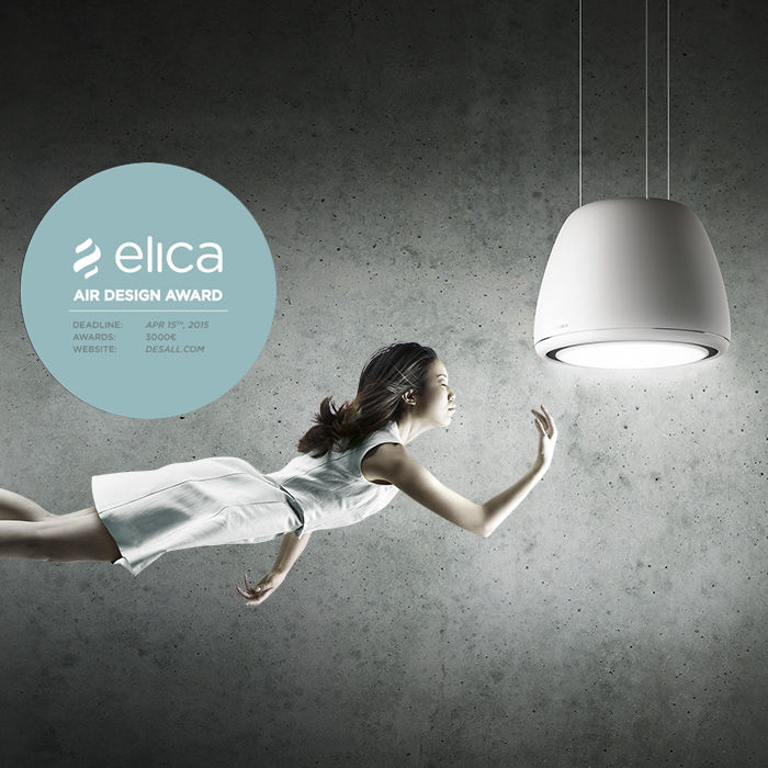 Elica Air Design Award: the new contest on Desall.com