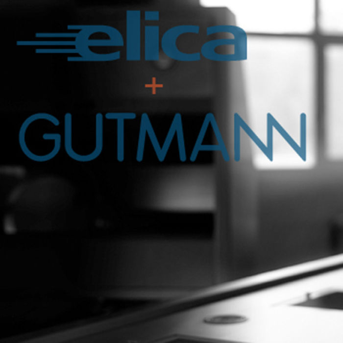 Elica + Gutmann: an audacious combination