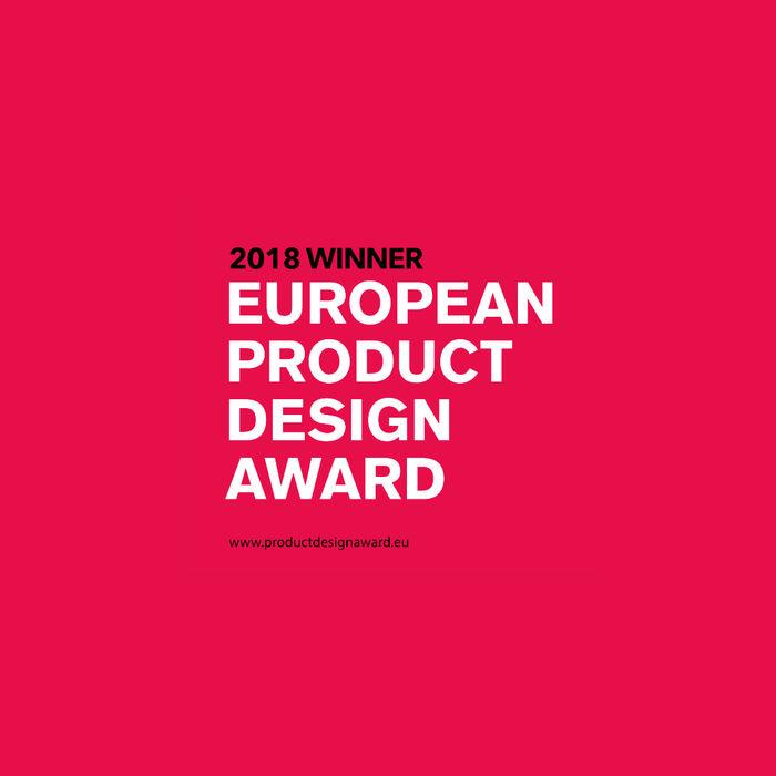 Premios Europeos en Diseño de Producto 2018