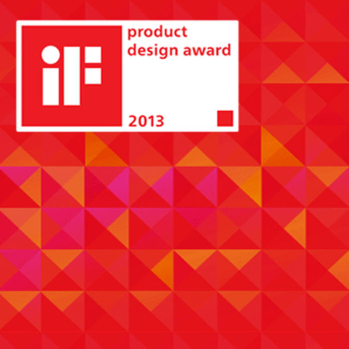 Sweet and Tiffany take the stage at the 2013 IF Design Awards