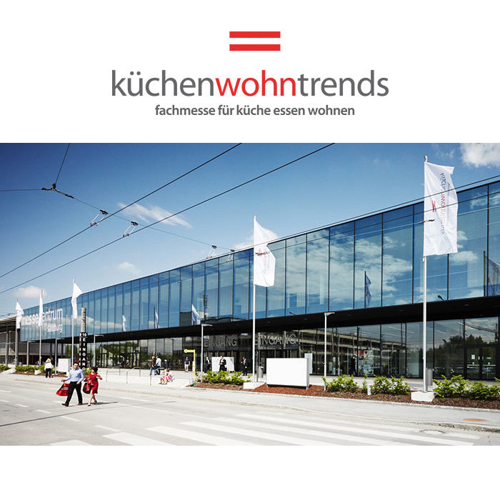 Elica will take part in the Salzburg Küchenwohntrends Fair