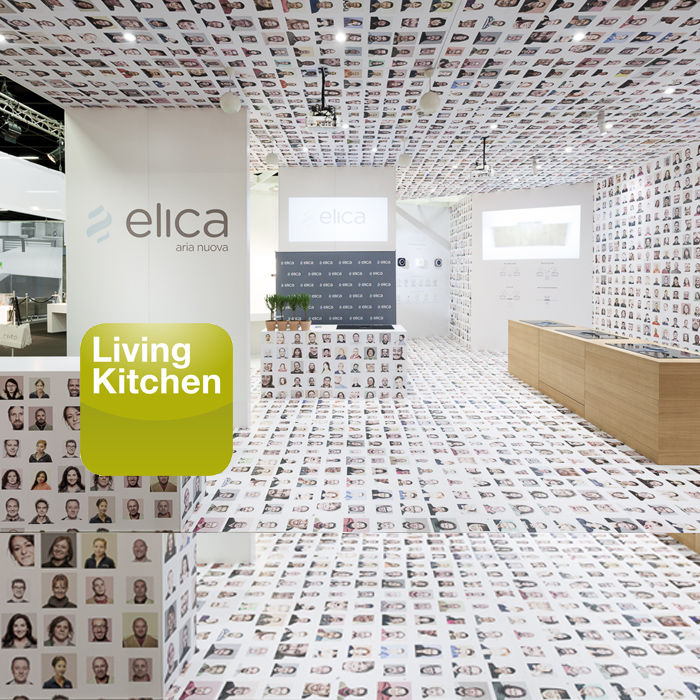 Elica @ LivingKitchen - The international Kitchen Show