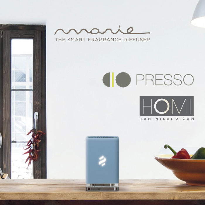 Elica in partnership with PRESSO, at HOMI for the first time