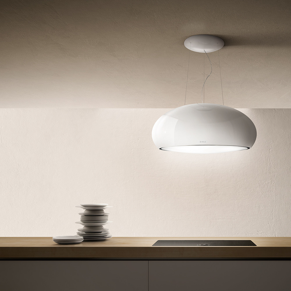Hoods that light or lamps that extract? | Elica