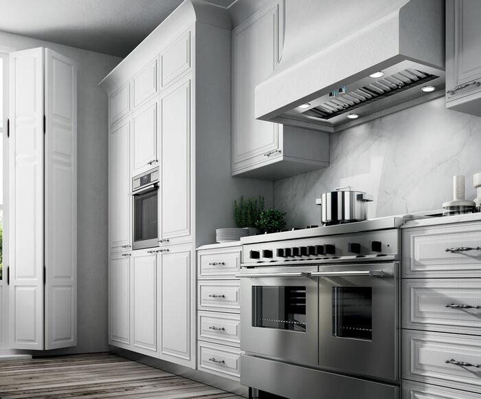Elica Hahn Appliance Display Kitchens on