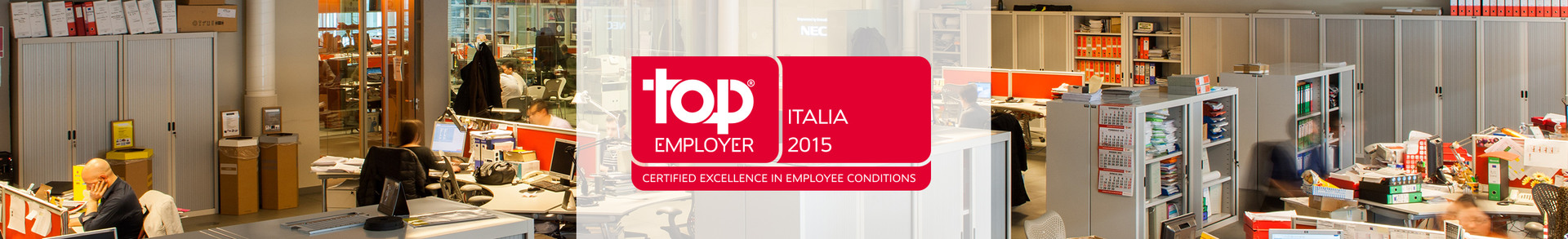 ELICA TOP EMPLOYERS 2015